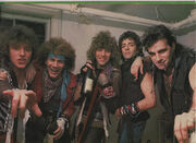 Bon Jovi - 1984-P1