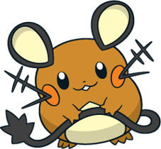 Dedenne (dream world)