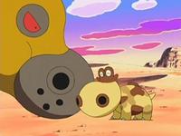 EP534 Hippowdon e Hippopotas