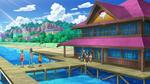 EP756 Gimnasio Pokémon de Ciudad Marga