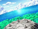 Isla sin nombre 3 (Islas Decolora/Decoloras)