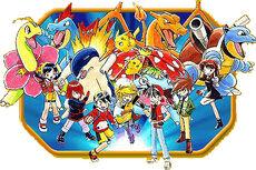 Pokémon Special Gold, Silver y Crystal