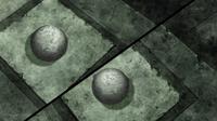 SME02 Esferas de piedra