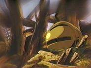 EP229 Cascabel dorado en los escombros