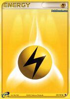 Energía relámpago (EX Ruby & Sapphire TCG)