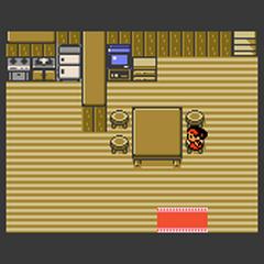 Primer piso de la casa del jugador en <a href=