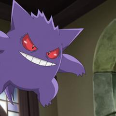 Gengar de Ash.