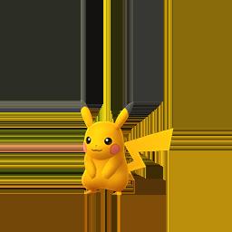 Pikachu GO variocolor