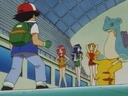 EP007 Ash, Pikachu y las hermanas sensacionales