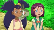 EP762 Iris con Sara