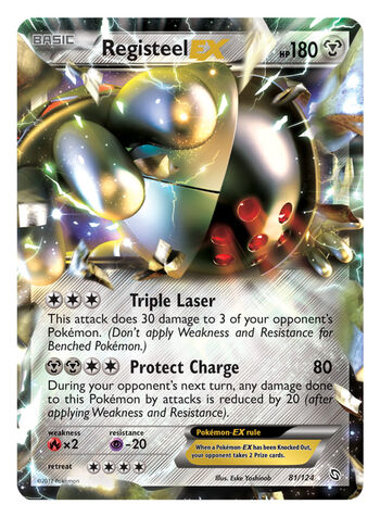 Carta de Registeel