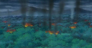 EP541 Bosque en llamas