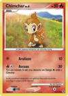 Chimchar (Diamante & Perla TCG)