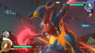 Mega-Garchomp Pokkén Tournament