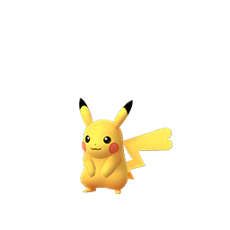 Pikachu GO hembra