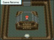Cueva retorno