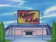 EP327 Estadio del Concurso Pokémon de Pardal