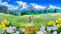 EP838 Monte Hollejo campo floral