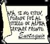 Nota de Eustaquio