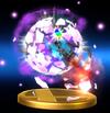 Trofeo de Megaevolución (Charizard) SSB4 (Wii U)