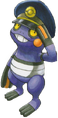 Croagunk de Looker