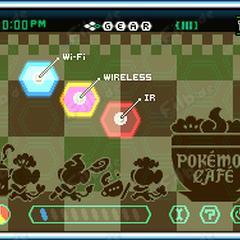 Fondo del Pokémon café con <a href=