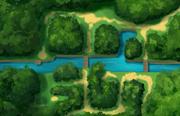 Mapa de Bosque Vento