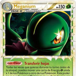 Meganium prime