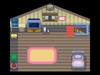 Casa del jugador DP