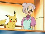 EP493 Pikachu y Abigail