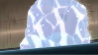 EP751 Efecto Rayo hielo de Dragonite