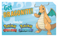 Evento Dragonite ROZA