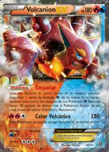 Volcanion-EX (Asedio de Vapor 26 TCG)