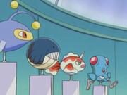 EP312 Figuras de varios Pokémon