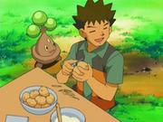 EP478 Brock preparando la comida