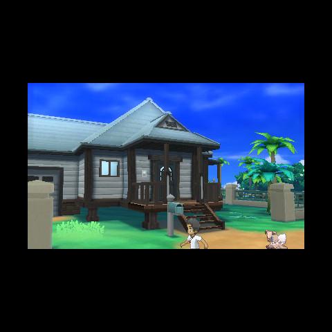 Tiempo en Pokémon Sol.
