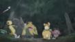 GEN08 Pokémon del bosque (3)