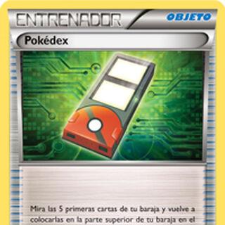 Pokédex (Negro y Blanco TCG)