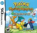 Pokemon Mystery Dungeon Explorers of Sky BoxArt