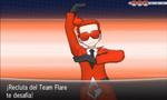 VS Recluta del Team Flare (hombre) completo