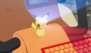 EP975 Mini-ordenador Pikachu de Chris
