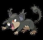 Rattata de Alola