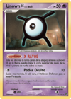 Unown X (Maravillas Secretas TCG)