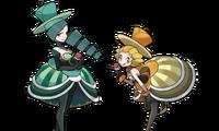 VS Aurora y Nocta
