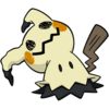 Mimikyu descubierto (dream world)
