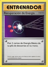 Recuperación de energía (Evoluciones TCG)