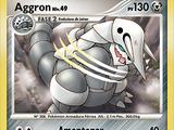 Aggron (Tesoros Misteriosos TCG)