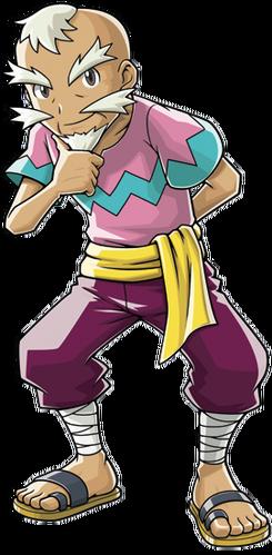 """Buck en <a href=""""/wiki/Pok%C3%A9mon_Ranger:_Trazos_de_Luz"""" title=""""Pokémon Ranger: Trazos de Luz"""" class=""""mw-redirect"""">Pokémon Ranger: Trazos de Luz</a>"""