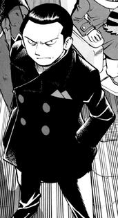 Giovanni en HGSS manga