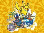 Pikachu wc 2007